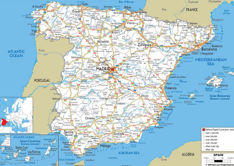 Il Governo spagnolo da' il via all'attuazione del piano straordinario di investimenti per il potenziamento della rete stradale.