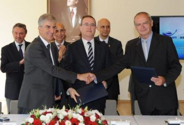 Accordo tra Eurosam, Roketsan e Aselsan per sistema antimissile