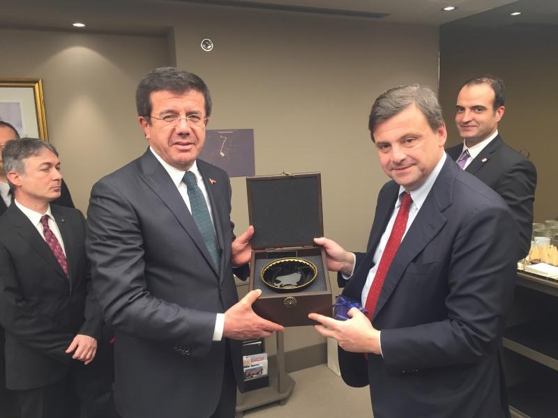 Prima Joint Economic and Trade Commission (JETCO) tra Italia e Turchia