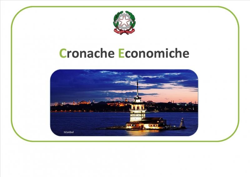 È online il n° 16 delle Cronache Economiche