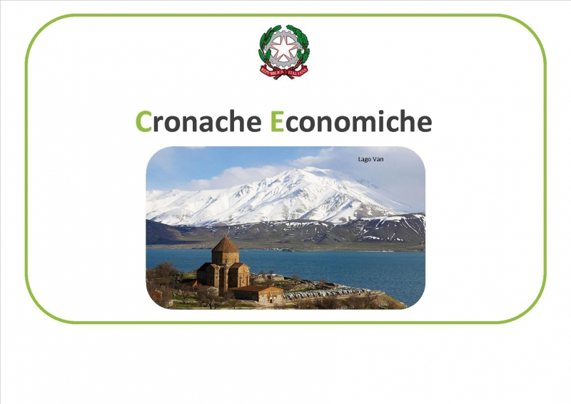 È online il n° 08 delle Cronache Economiche