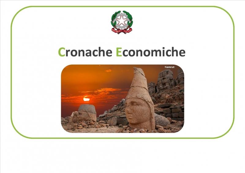 È online il n° 23 delle Cronache Economiche e Questionario