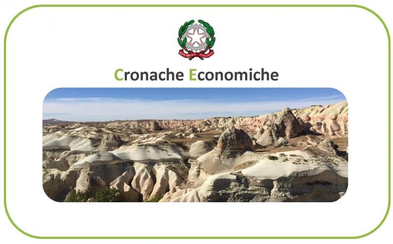 È online il n° 11 delle Cronache Economiche