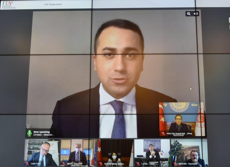 Commissione Economica e Commerciale mista (JETCO) Italia-Turchia