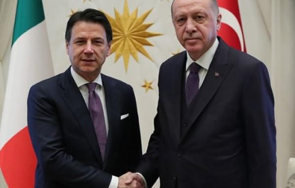 Visita in Turchia del Presidente del Consiglio Giuseppe Conte