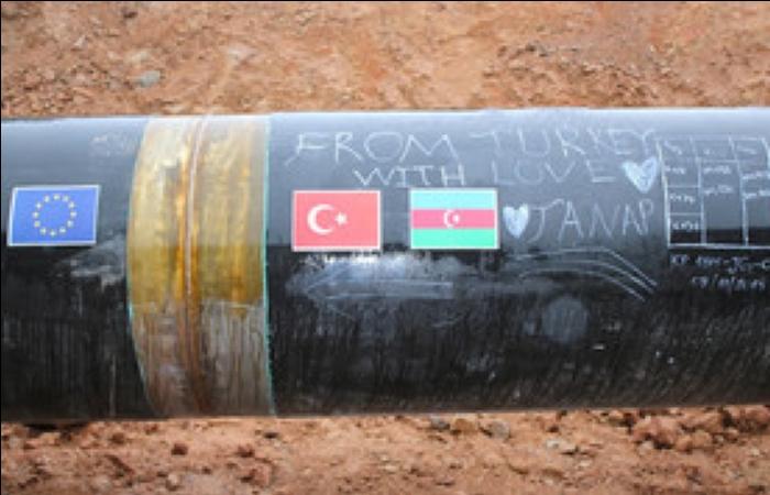 I gasdotti TANAP e TAP interconnessi al confine tra Turchia e Grecia
