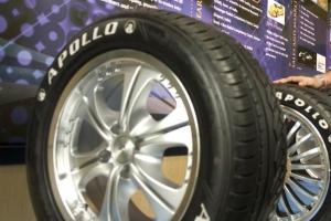 Investimento dell'Apollo Tyres in Ungheria
