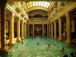 Rinnovo delle terme e delle piscine di Budapest