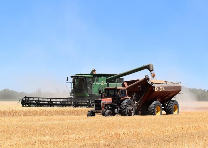 MACCHINARI PER L'AGRICOLTURA: LE VENDITE CRESCONO DEL 10%