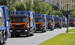 IVECO consegna a Budapest i primi 20 automezzi  per la raccolta dei rifiuti urbani