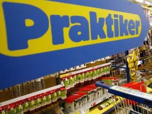 Praktiker inaugura il primo negozio su scala ridotta