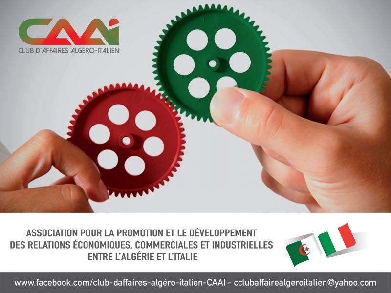 Lanciato ufficialmente il Club d'Affaires italo-algerino - CAAI
