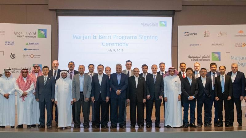 SAIPEM si aggiudica due contratti di Saudi Aramco per 3,5 miliardi di dollari