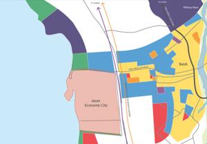 Atteso entro due anni il completamento della prima fase della città economica di Jazan