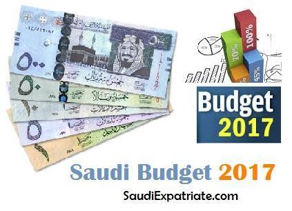 Arabia Saudita - Bilancio fiscale 2017