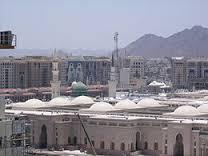 Nuovo look per la citta' santa di Medina