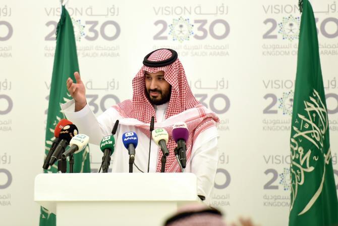 """Annunciata la """"Saudi Vision 2030"""""""