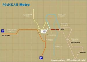 Le autorità provinciali di Gedda e Mecca avviano le gare per le nuove metropolitane