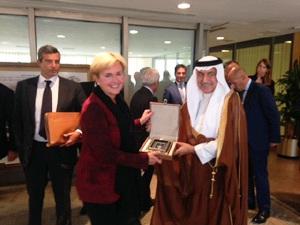 Ministro Guidi a Riad per rilanciare export e favorire investimenti Sauditi in Italia