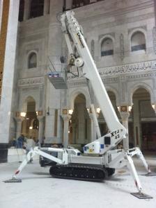 L'italiana Proger fornira' i servizi di ingegneria e consulenza per il progetto Thakher City della Mecca