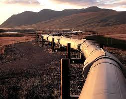 Progetto per un grande gasdotto offshore